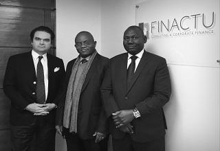 Le Groupe FINACTU reçoit Monsieur le Secrétaire Exécutif de la CIPRES à Casablanca, pour une semaine de travail consacrée au projet de Fonds d'Investissement Africain (FIA)