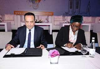 FINACTU salue le partenariat entre le FAGACE et la CCG du Maroc, qui consacre la nouvelle stratégie du fonds panafricain, conçue par FINACTU pour Mme Minafou Fanta COULIBALY KONE, Directrice Générale