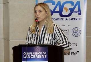 Le Groupe FINACTU intervient à l'occasion de la conférence de lancement officiel de la première édition du Salon Africain de la Garantie (SAGA)